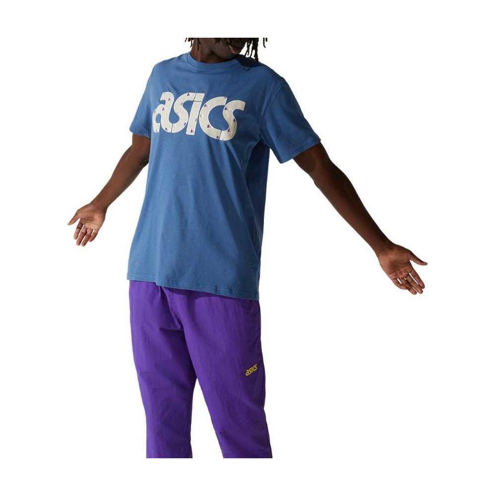Camiseta-ASICS-JSY-Washer-Mix